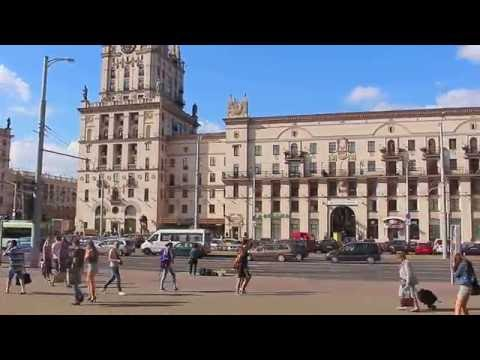 Фотографии Минска Карта Минска Исторические места Минска