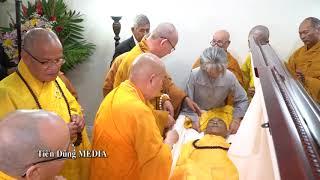 Tang lễ HT Thích Quảng Thanh - LỄ NHẬP KIM QUAN - JUNE 14,2019