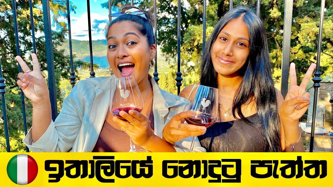 කුකුළ ලකුණ වයින් ජාත්යන්තරයට || Wine Tasting || Binario 12