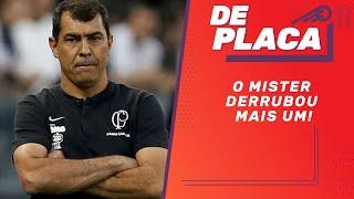 FLAMENGO goleia o CORINTHIANS; CARILLE é demitido do TIMÃO | De Placa (04/11/2019)