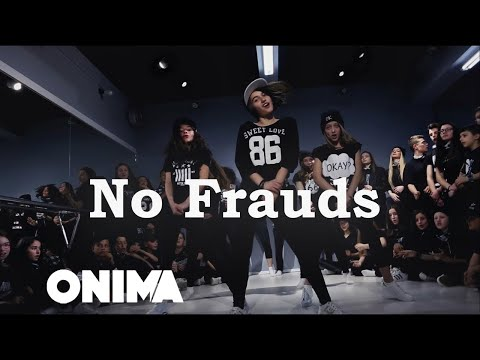 Nicki Minaj, Drake, Lil Wayne - No Frauds - Dance Cover / Choreography