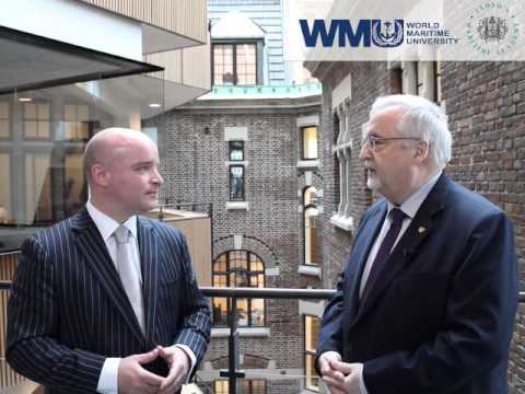 World Maritime University and Lloyd's Maritime Academy partnership