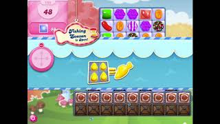 How to beat level 1131 in Candy Crush Saga!!
