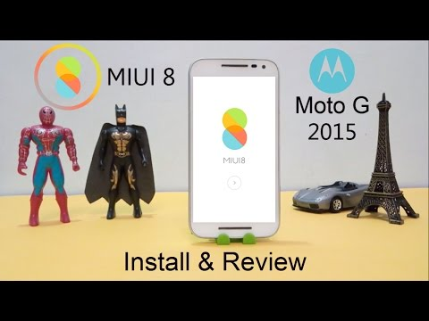 Install MIUI 8 On Moto G3 And Moto G Turbo - SmartTricks
