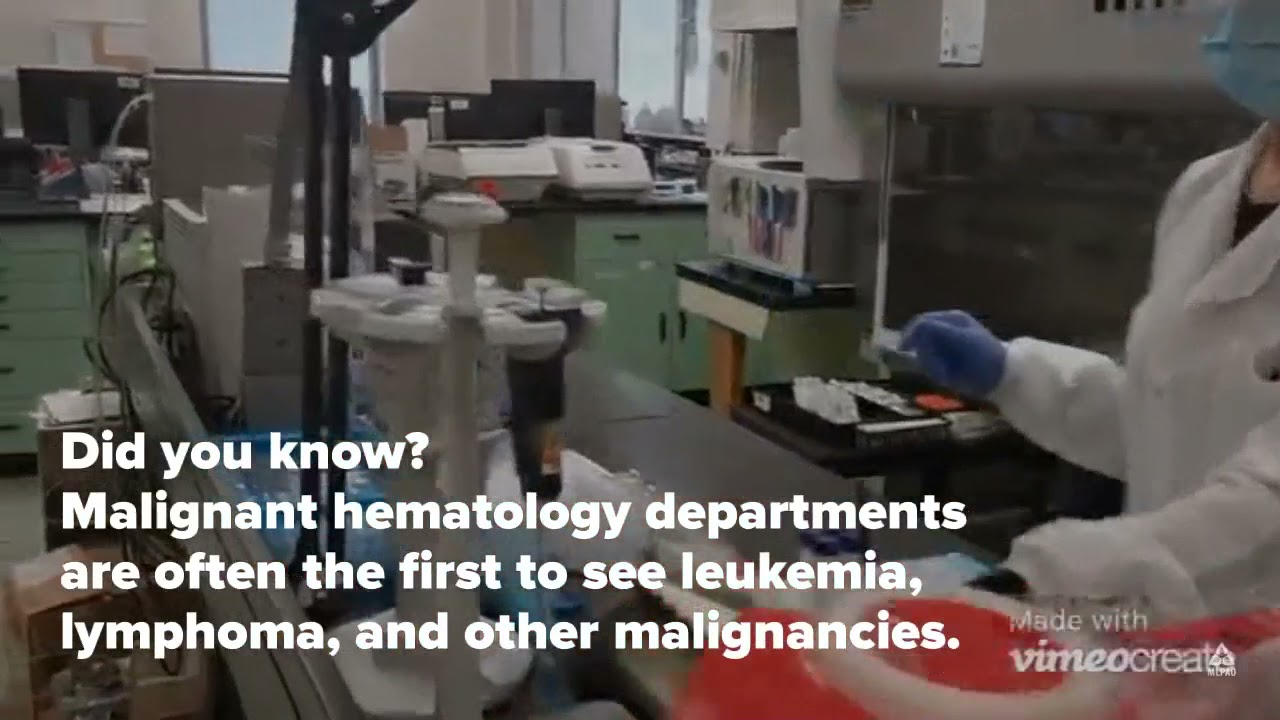 Did You Know? Malignant Hematology - Justin Hahn, MLT