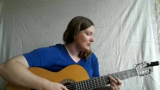 Rauschen (Dota Kehr) - Acoustic Cover by Emmy Noether