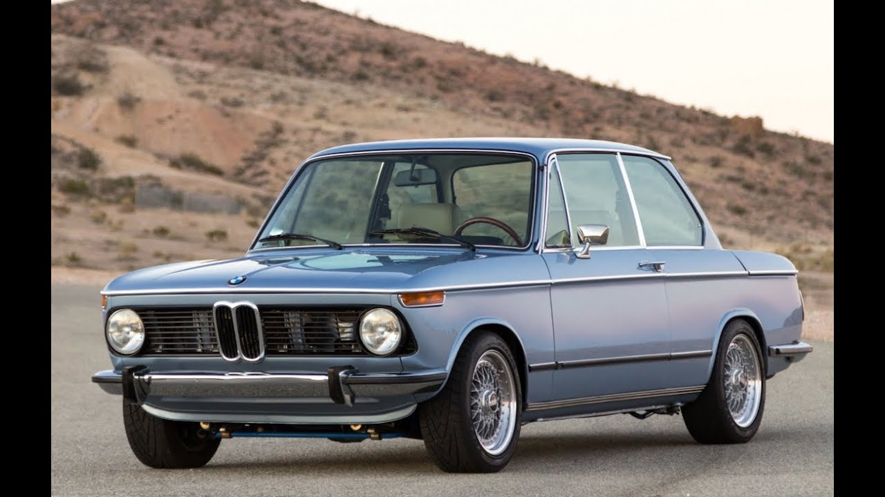 Clarion Builds Resto Mod Bmw 2002 Onetake Youtube