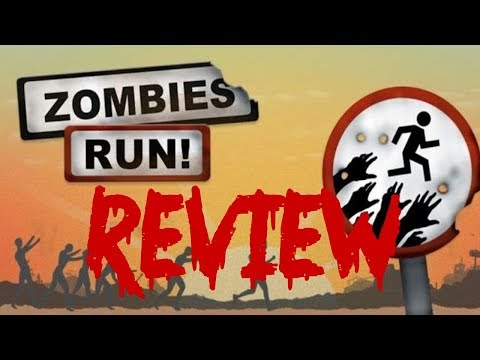 Zombies Run App Review - An App To Run To Or From?