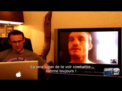 Interview de Brad Pickett (UFC Londres)