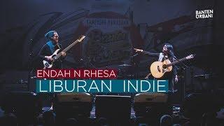 Endah N Rhesa - Liburan Indie (LIVE Banten Indie Clothing)