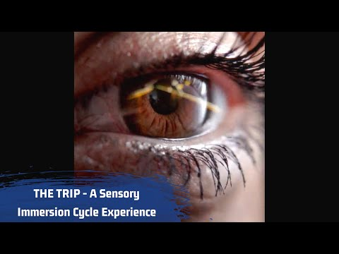 THE TRIP - A Sensory Immersion Cycle Experience At GHF