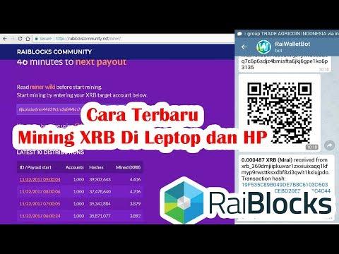 cara-mining-xrb-di-leptop-dan-hp-android-1-xrb-=-1700-satoshi
