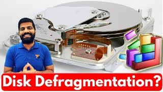 Disk Defragmentation Explained | Time Saver