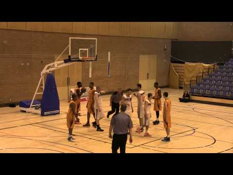 Gateshead Phoenix vs Preston College 02 11 2014