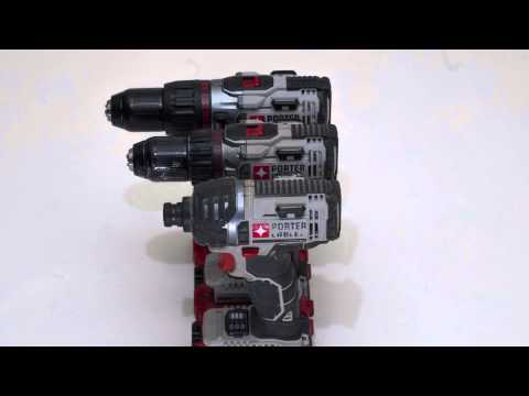 How To Make Porter-Cable Battery Packs Work In Black And Decker Tools from YouTube · Duration:  4 minutes 14 seconds