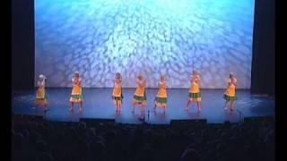 Crazy Feet Dance Studio Les Mis Junior Medley 2007