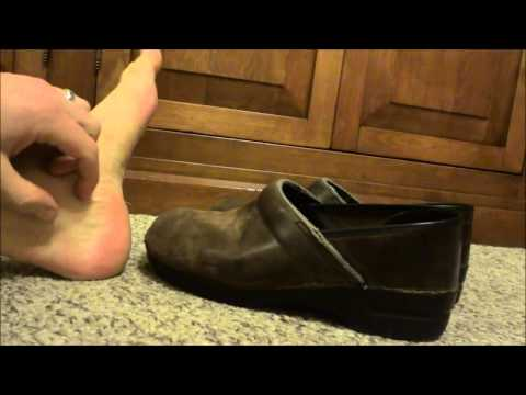 411a09dd20 Why Dansko clogs didn't work for me and my plantar fasciitis and why I got  rid of them - YouTube