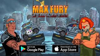 Max Fury: Road Warrior - Official Game Trailer