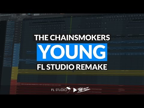 The Chainsmokers - Young (Instrumental/FL Studio Remake)