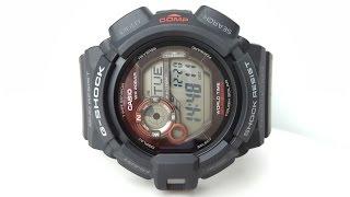 casio G Shock G9300 1ER - обзор