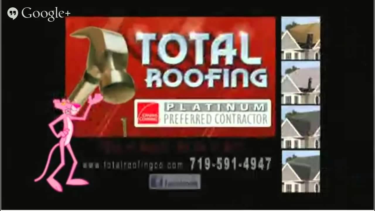 Colorado Springs Roofing Companies 719 591 4947 Colorado Springs Roofing  Companies
