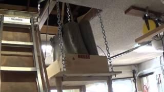 Garage Attic Storage Lift
