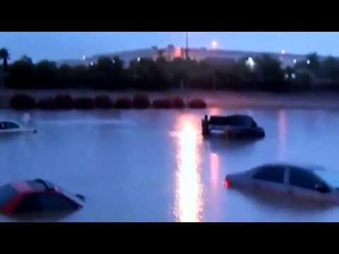 BREAKING NEWS; PHOENIX, AZ HISTORICAL FLOODING 9-14