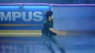 フィギアスケート.