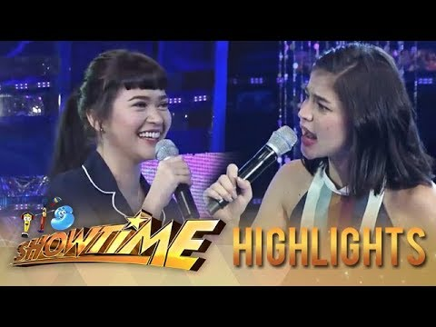 It's Showtime Miss Q & A: Anne's hilarious question to Bela