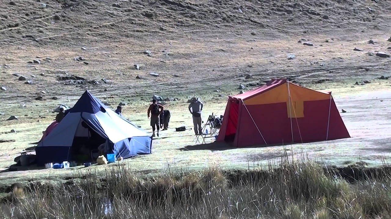 Ichik Huayhuash, Trekking, Peru