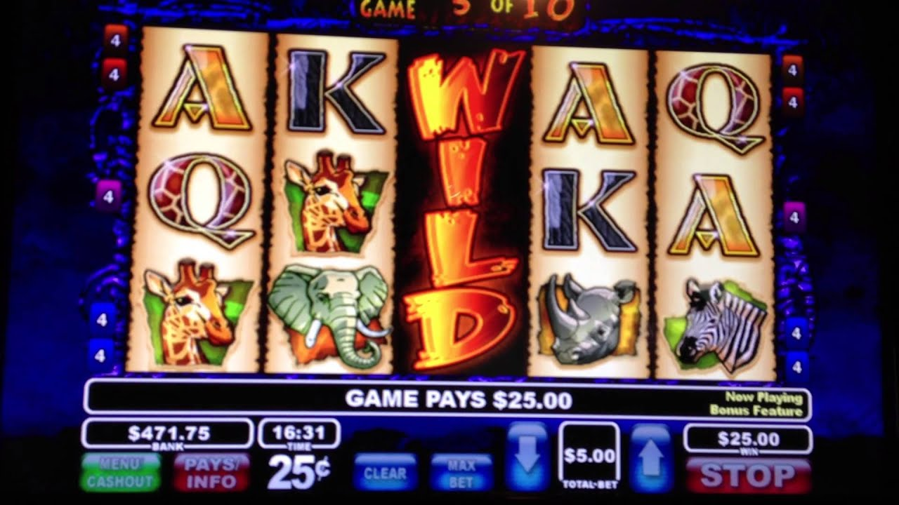 Play Slots Online Free Games