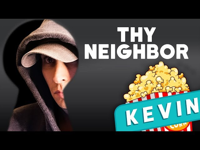Thy Neighbor | Say MovieNight Kevin (Major Spoiler Alert!)