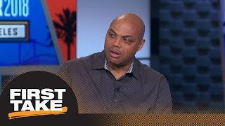 Charles Barkley on NBA All-Star Game: I wish it was more competitive | First Take | ESPN