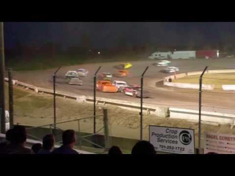 Jamestown Speedway street feature 8/15/15