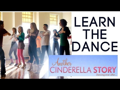 LEARN THE DANCE! Another Cinderella Story  Just That Girl