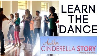 Learn The Dance! (another Cinderella Story - Just That Girl)