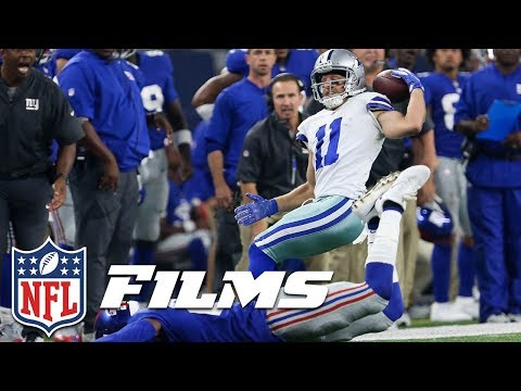 Cole Beasley's Circus Catch Buries the Giants (Week 1) | NFL Turning Point