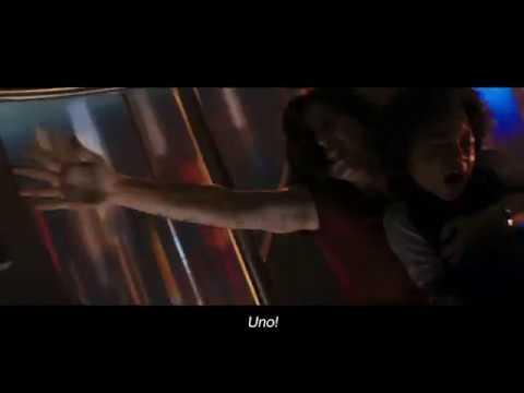 "SKYSCRAPER con Dwayne Johnson - Featurette ""Neve Campbell è Sara Sawyer"""