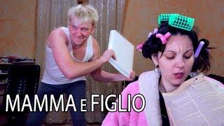 """MAMMA E FIGLIO """"GIOCO"""""""