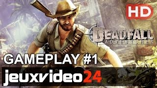 Deadfall Adventures - Gameplay #1 (PC - 1080p - Ultra)