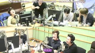 [中字] 140407 KTR Sukira Super Junior-M SJM Full cut