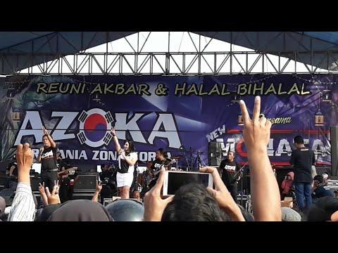 """""""Salam Satu Jiwa"""" SODIQ - NEW MONATA Lap. Kedok Turen - Malang"""