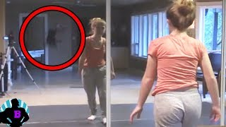 5 More Terrifying Things Captured in Mirrors and Reflections