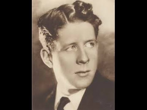Rudy Vallee  Stein  1930 University Of Maine