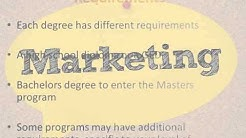 How to Get A Marketing Degree Online