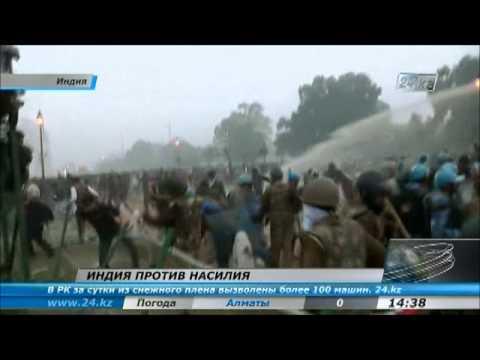 Изнасилование девушки вызвало массовые протесты