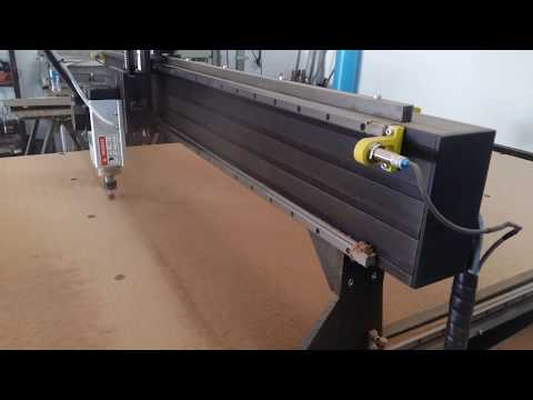 New CNC Router For Customer