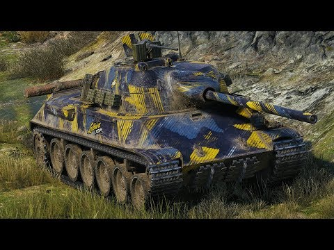 World of Tanks TVP T 50/51 - 3 Kills 10,2K Damage thumbnail