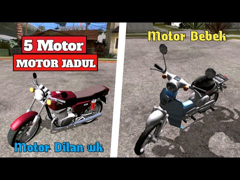 Mod Motor Gta San Andreas Android -- Mod Motor Jadul 90 - An Gta Sa Android - 동영상