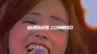 Stay With Me - Miki Matsubara (sub. español) 真夜中のドア